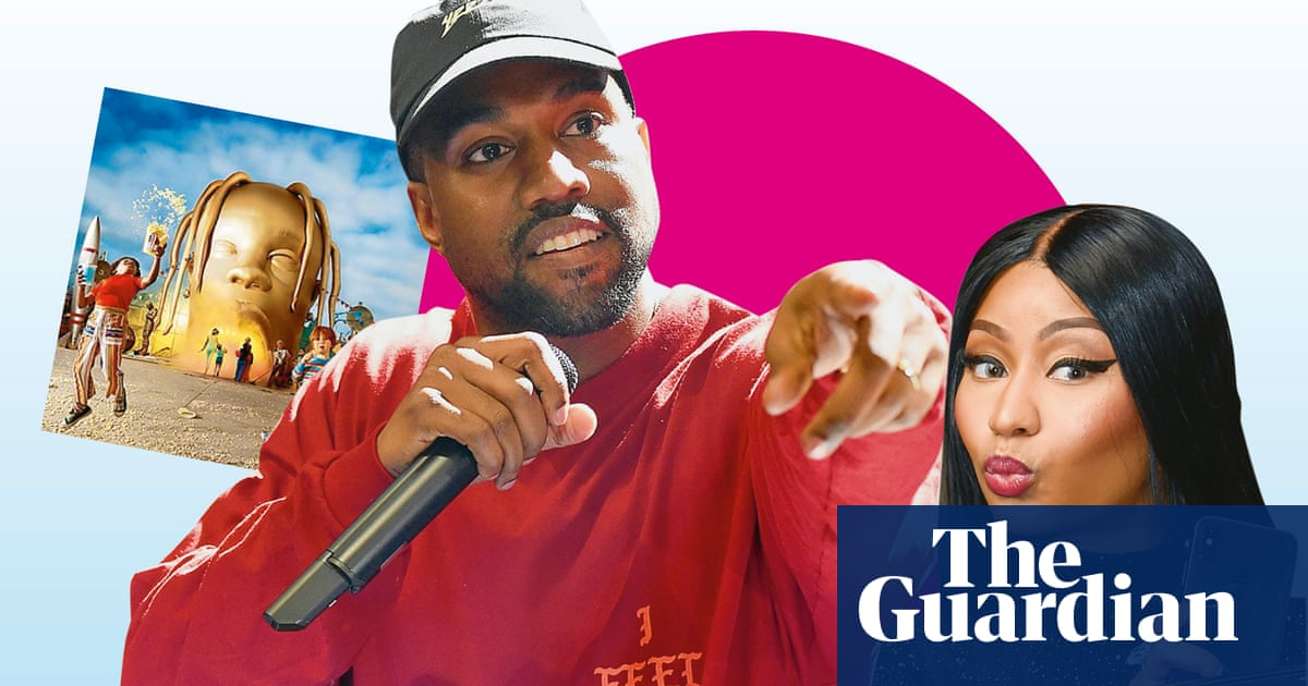 Why Kanye West and Nicki Minaj are hooked on tampering with their finished albums – Trending Stuff