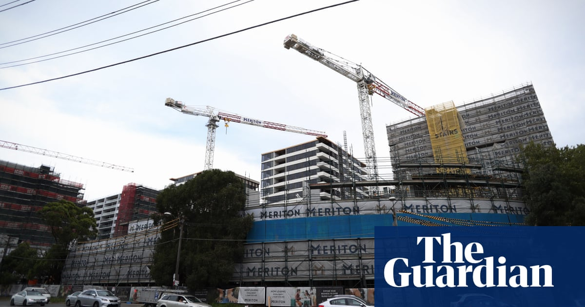 The crane mutiny: how Sydney's apartment boom spun out of