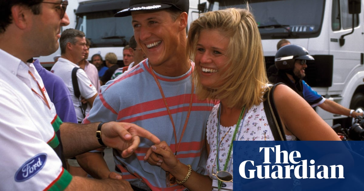 Loving, caring Michael Schumacher revealed in new documentary