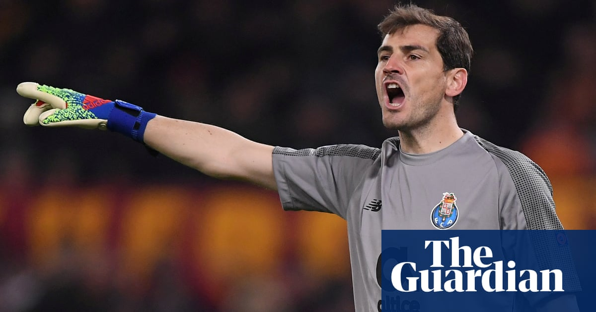 601068079 Iker Casillas recovering in hospital after suffering heart attack ...