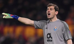 Iker Casillas suffered a heart attack in training on Wednesday.