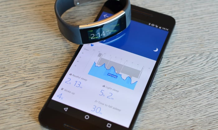 microsoft band 2 review one of the most powerful and useful fitness trackers technology the guardian