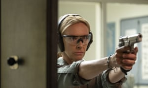Toni Collette in the true-crime miniseries Unbelievable – nominated for four Golden Globes