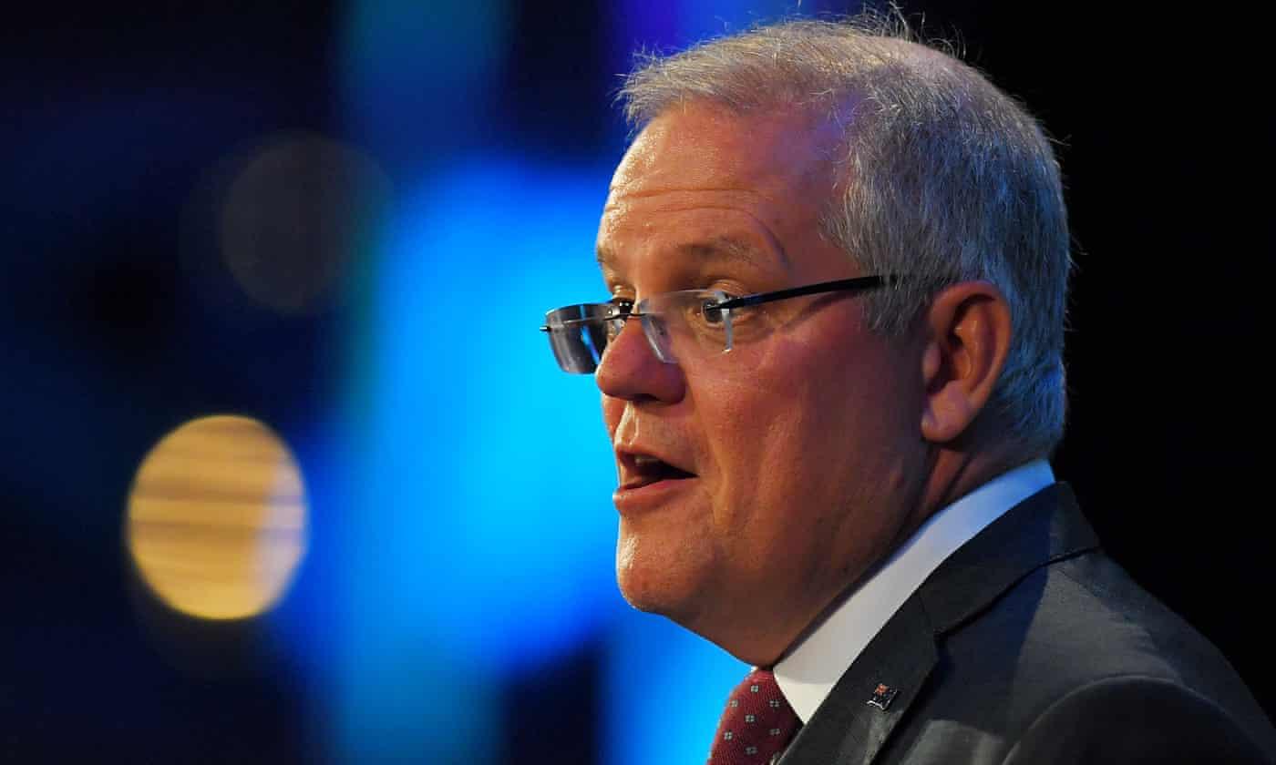 Scott Morrison says no evidence links Australia's carbon emissions to bushfires
