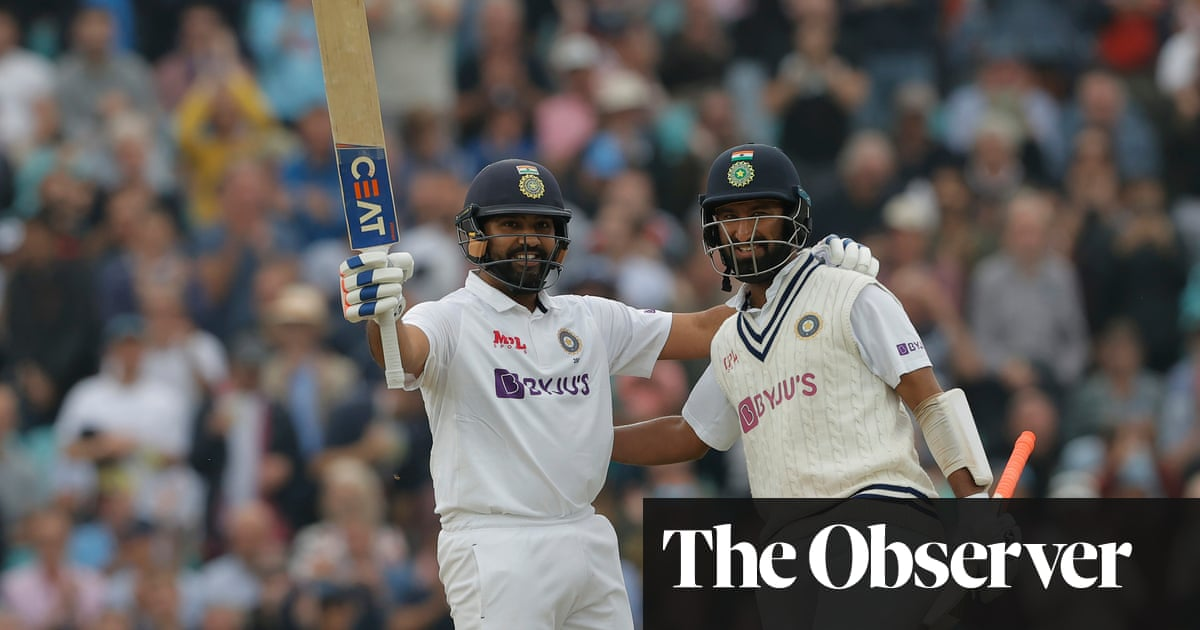 Rohit Sharma paces to perfection to finally end his overseas drought