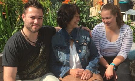 The Heij family.