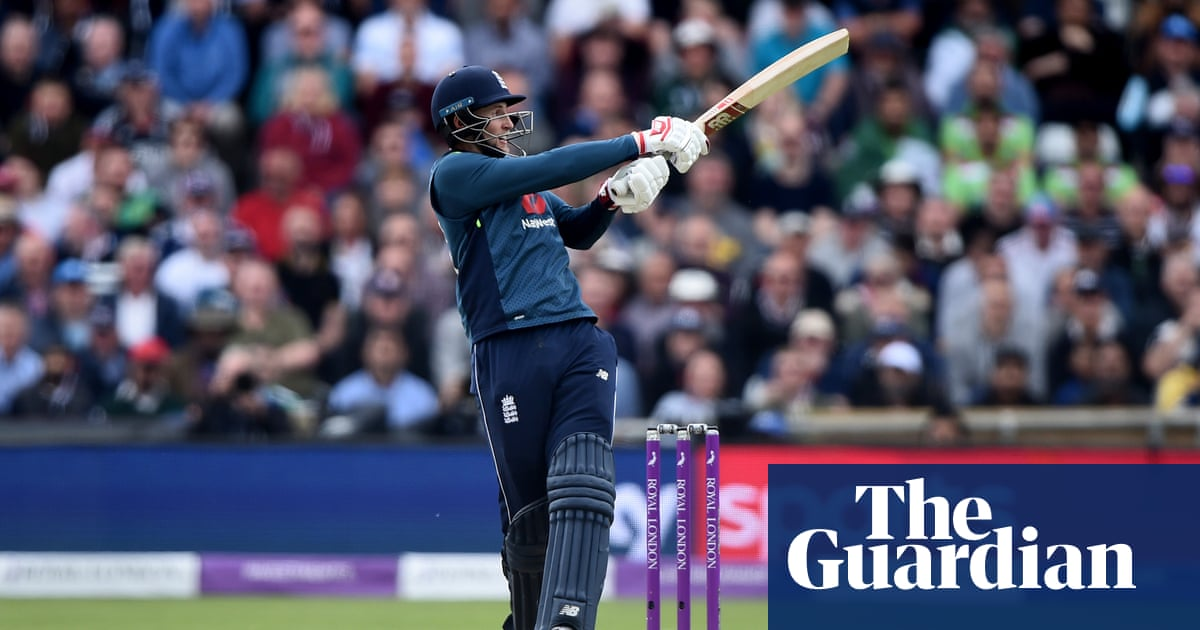 Joe Root happy to leave power-hitting to others during World Cup