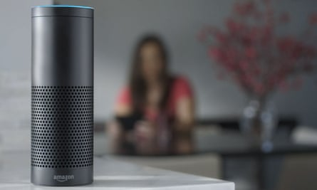 Users of Amazon's Echo, which respond to the voice command 'Alexa', seem to buy it out of curiosity and slowly adopt it into their lives.