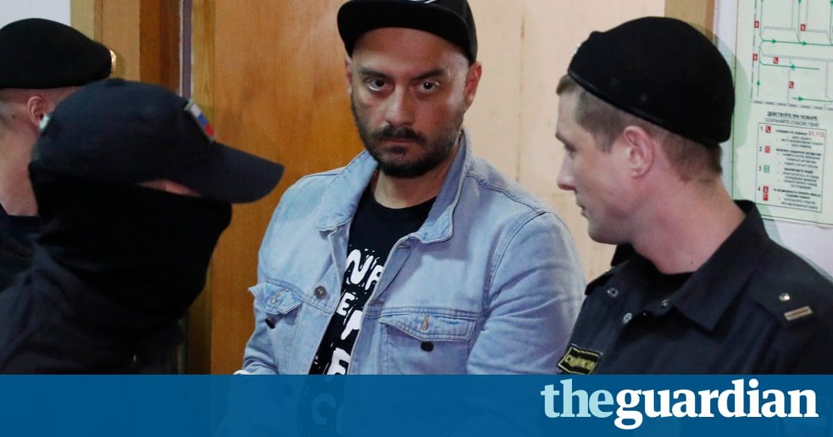 Russian court puts theatre director under house arrest