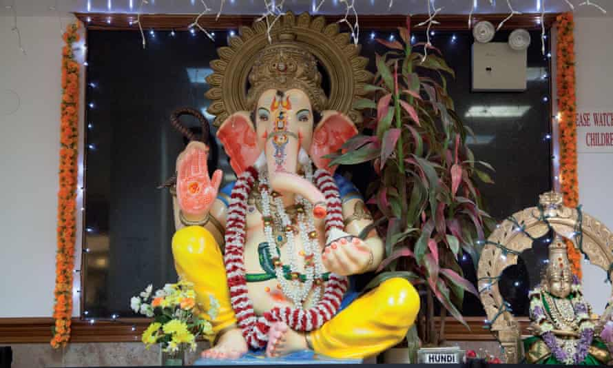 Ganesh Temple, New York
