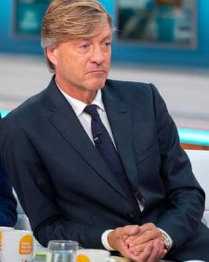 Richard Madeley, presenter of Good Morning Britain