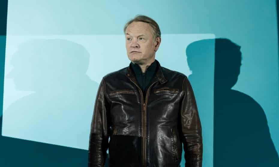 Jared Harris photographed in London for the Observer New Review this month.