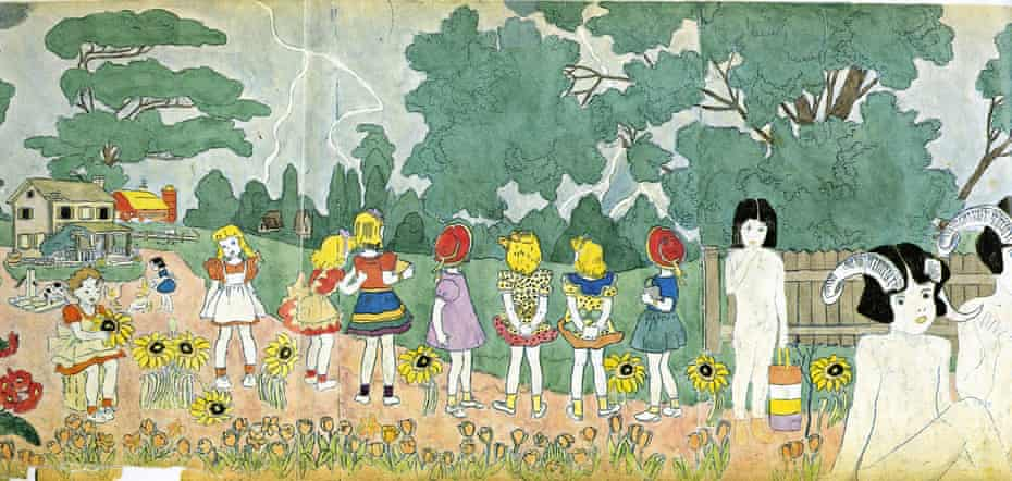 In the Realms of the Unreal by Henry Darger