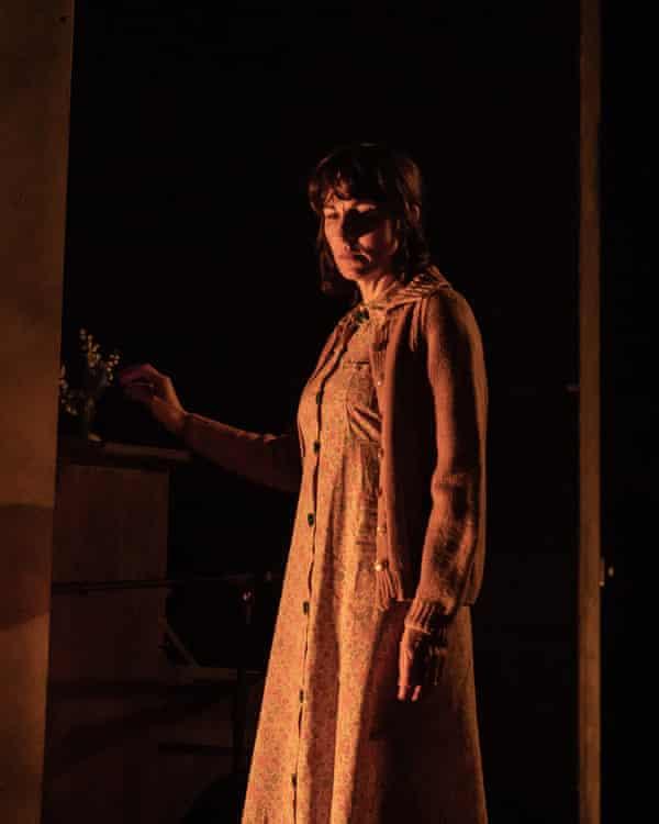 Tamsin Greig in Pinter Three.