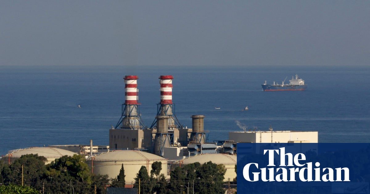 Lebanon hit by electricity outage expected to last several days