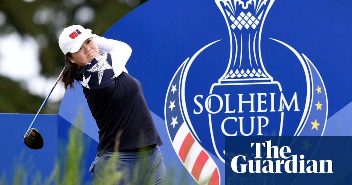 Solheim Cup may have the history but it needs big names too | Ewan Murray