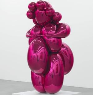 'Like a monstrous yet cutesy haemorrhoid' … Balloon Venus, 2008-12.