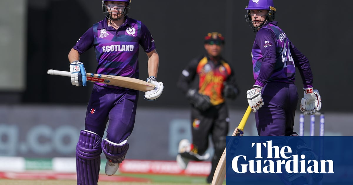 Matthew Cross backs Scotland for 'really special' T20 World Cup tilt
