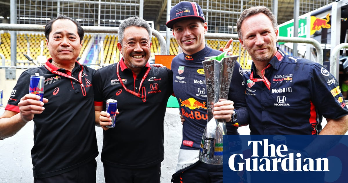 Max Verstappen's decision suggests Red Bull-Honda will mount F1 title tilt | Giles Richards