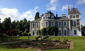 Yoga Retreat at Oxon Hoath, Kent