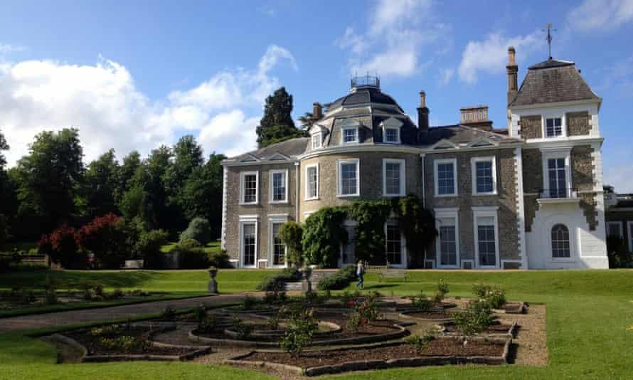 Yoga Retreat at Oxon Hoath, Kent
