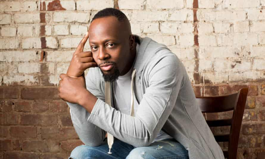 'If you base your stories on real events, music resonates, no matter the year' … Wyclef Jean.