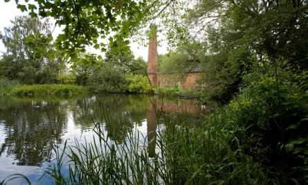 Sarehole mill, Birmingham.