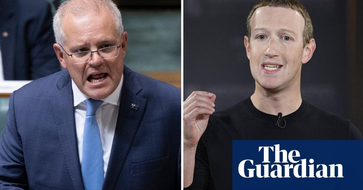 Prime minister Scott Morrison attacks Facebook for 'arrogant' move to 'unfriend Australia'