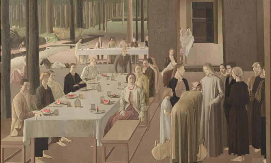 Winifred Knights' The Marriage at Cana.