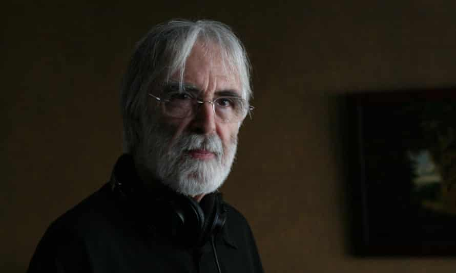 'Audiences today are being force-fed' … Michael Haneke, director of new Calais refugee satire Happy End.