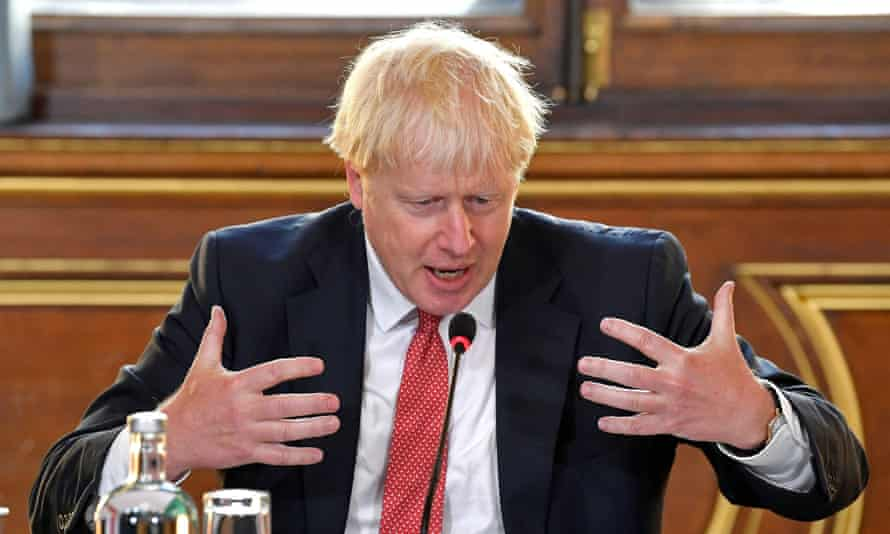 Boris Johnson has been warned by the EU commission president not to break international law.