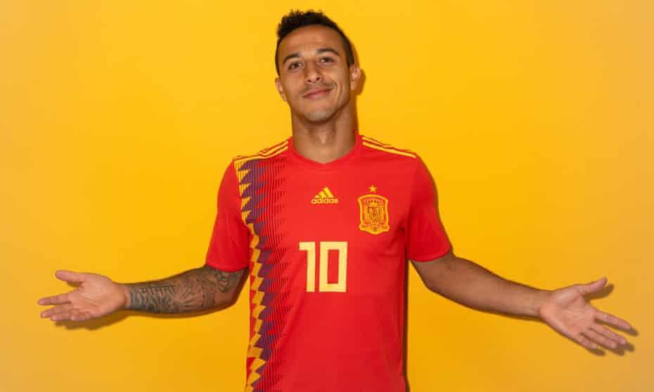 Thiago Alcântara is hopeful Spain can improve against Russia in the World Cup last 16.