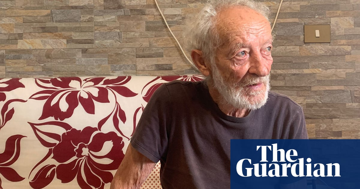 'Now it's continuous noise': Italy's Crusoe adjusts to life off his island