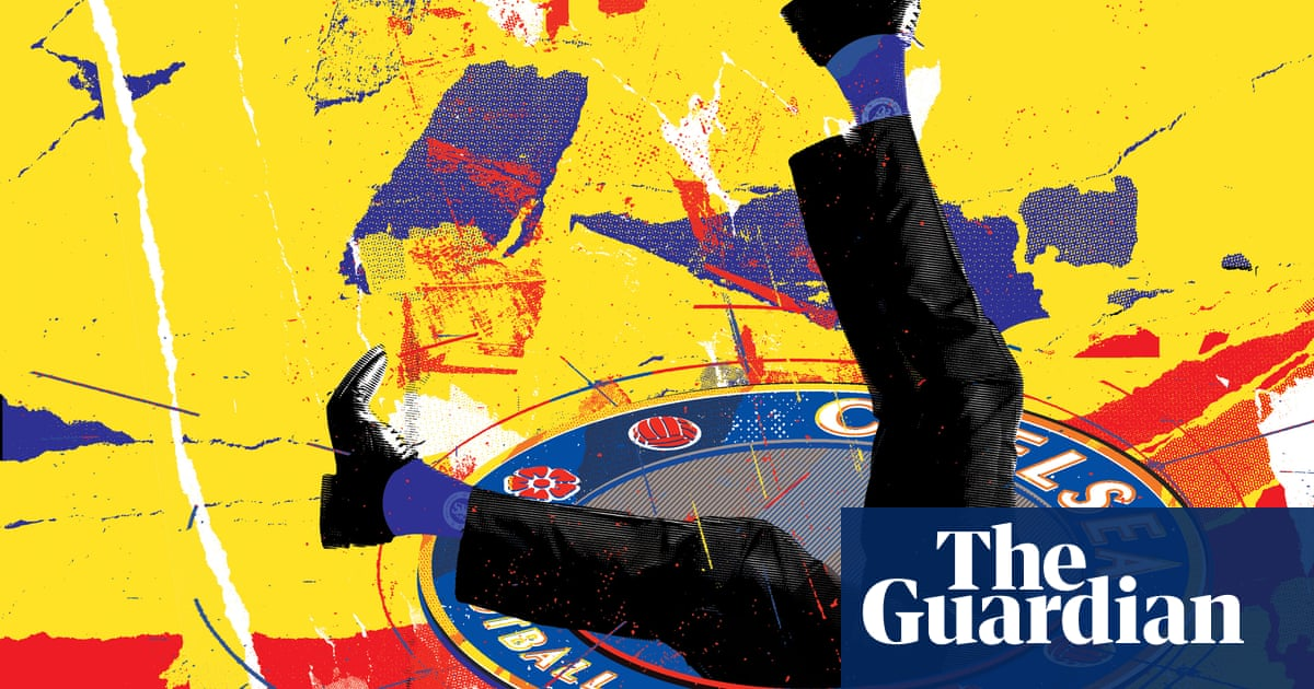 Does Frank Lampard genuinely deserve to be fired right now?   Barney Ronay