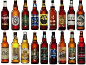The 18 UK craft beers available in Aldi stores from Sunday.