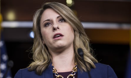 California congresswoman Katie Hill is to resign amid allegations of a sexual relationship with her staff.