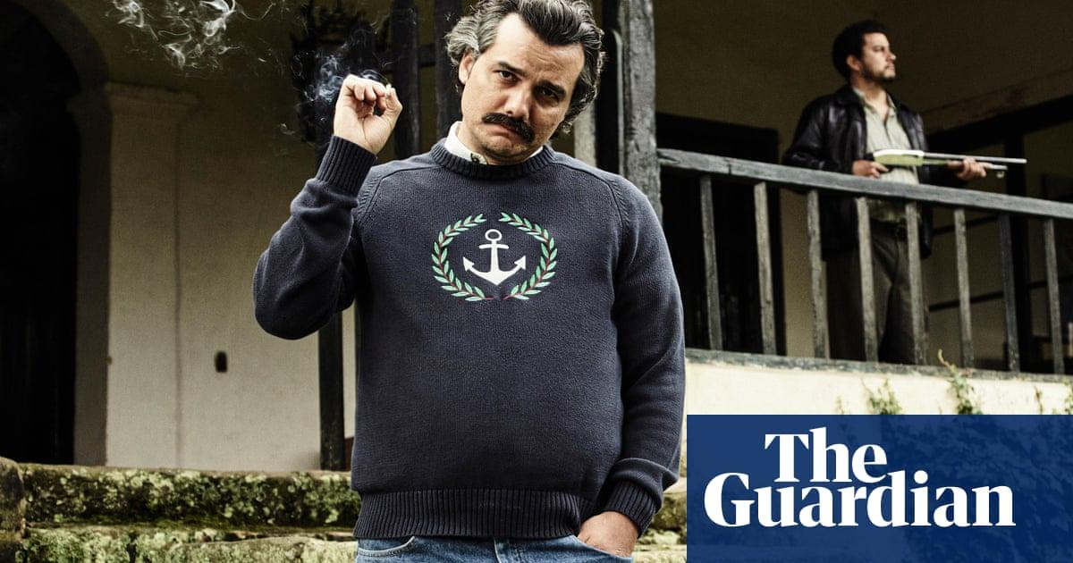 889026ad 'The Michael Jordan of criminals': how Narcos found a true villain in Pablo  Escobar