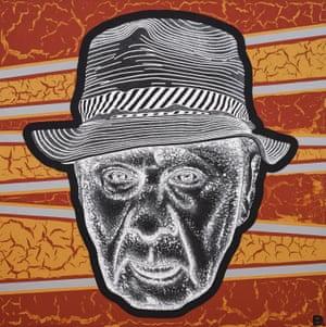 Uncle Roy Kennedy by Blak Douglas (AkA Adam Hill)