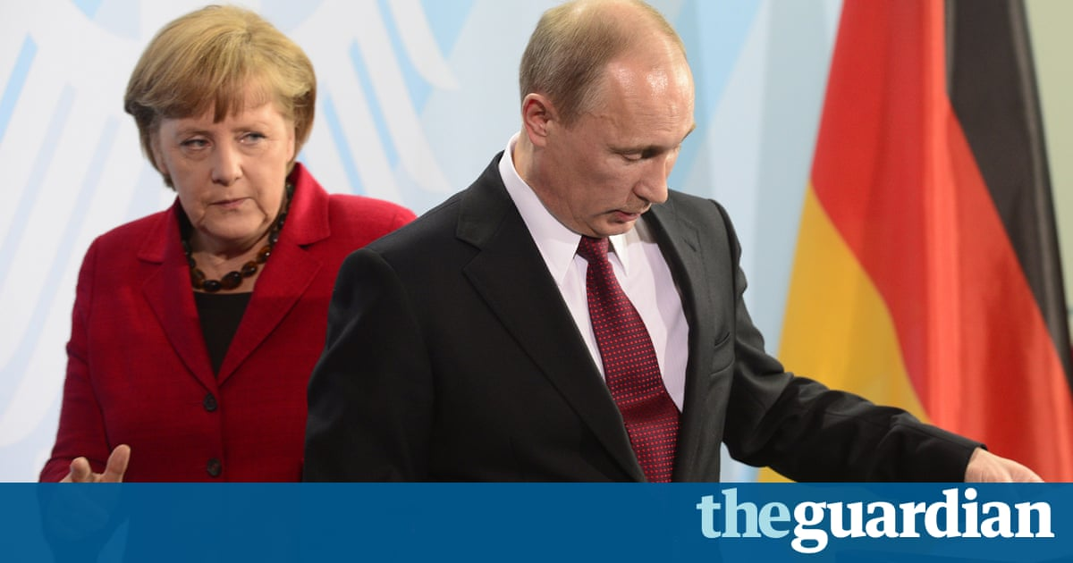Russia 'stoking refugee unrest in Germany to topple Angela Merkel'