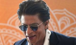 India's Shah Rukh Khan
