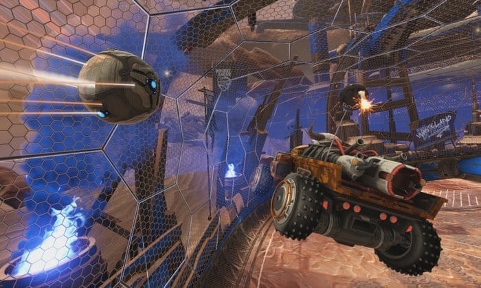 Rocket League: how the game's overnight success was a decade