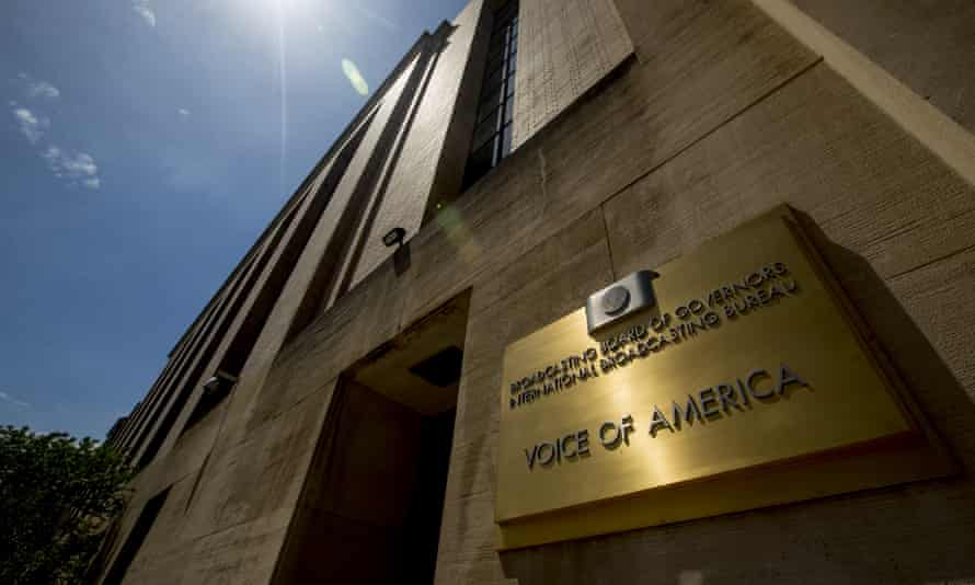 Dozens of foreign journalists who worked for VOA and its language services could be affected by the decision not to renew visas