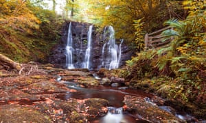 Ess-na-crub waterfall