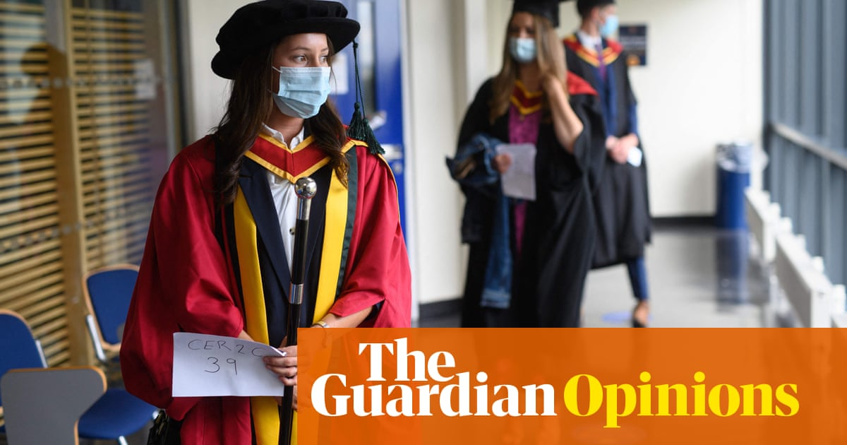 Students are returning to England's universities – and after Covid, we need support
