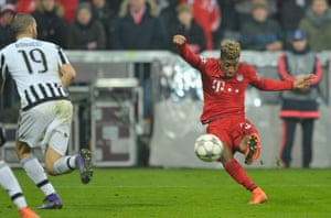 Kingsley Coman scores to make it 4-2.