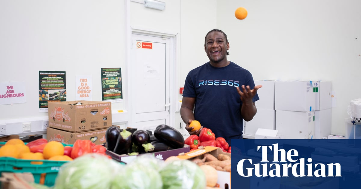 Guardian angel: a Hackney hero takes his team bowling