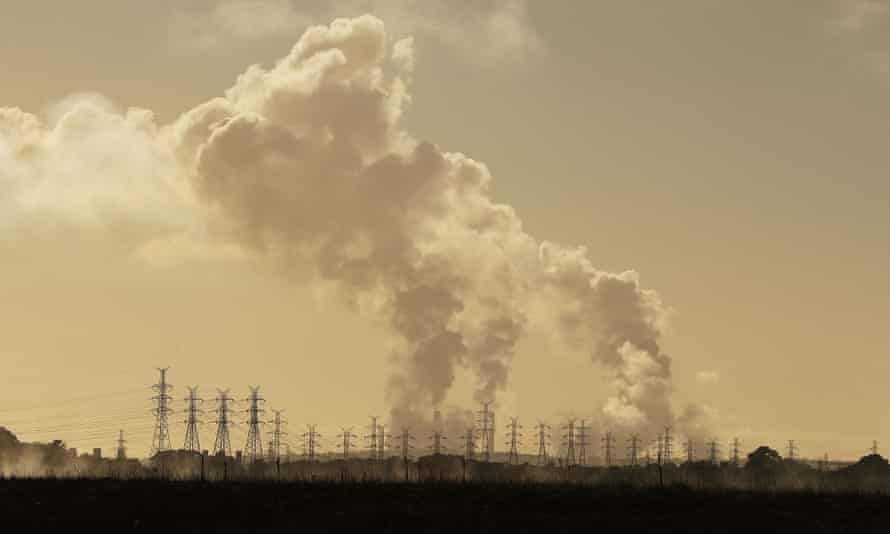 Hazelwood coal-fired power plant