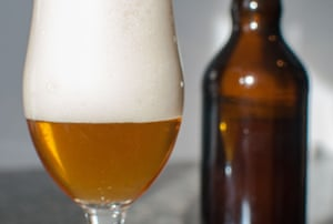 Most pint drinkers are prosaic: they just don't want a glass that makes their beer froth like a volcano