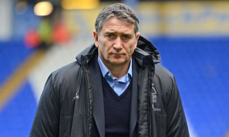 Nottingham Forest sack Philippe Montanier after takeover talks collapse