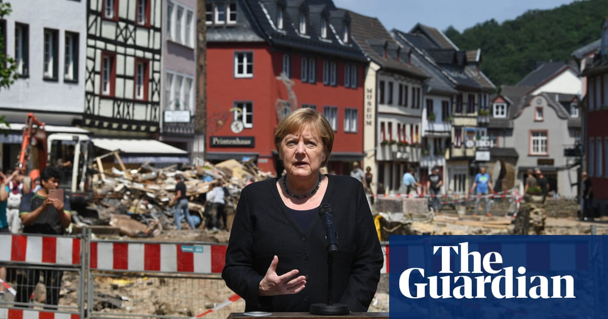 Germany's Greens cautious over linking floods to climate crisis